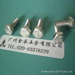 1Cr18Ni9Ti螺栓