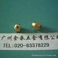 銅蓋型螺母