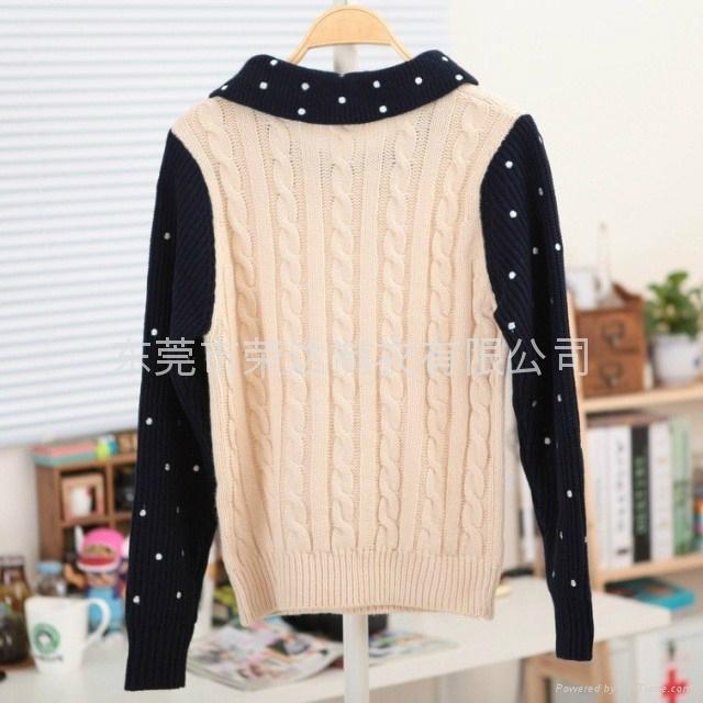 韩版女装毛衣 2