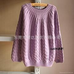 潮流时尚女装毛衣