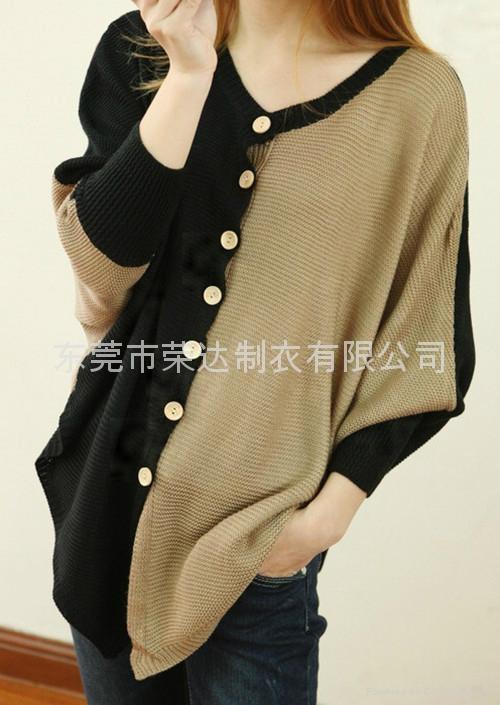 女士毛衣 1