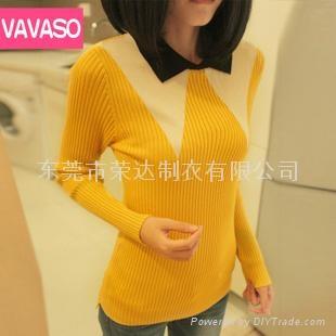 瑞丽针织羊毛衫 2