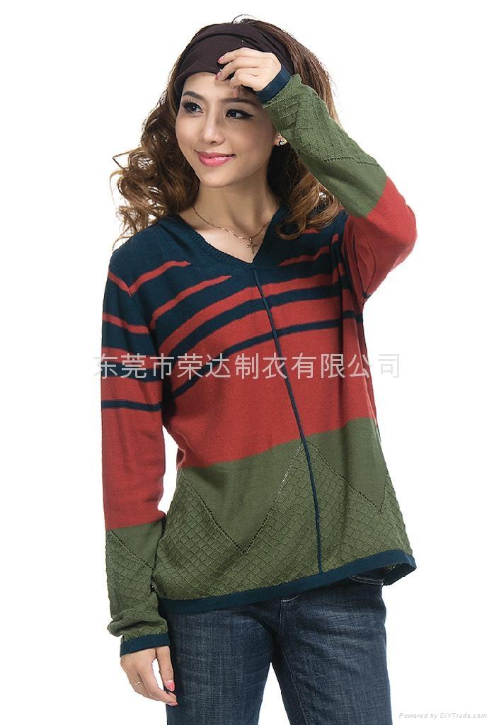 瑞丽针织羊毛衫 3