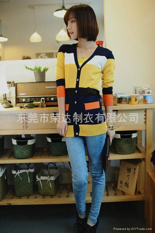 瑞丽针织羊毛衫 4