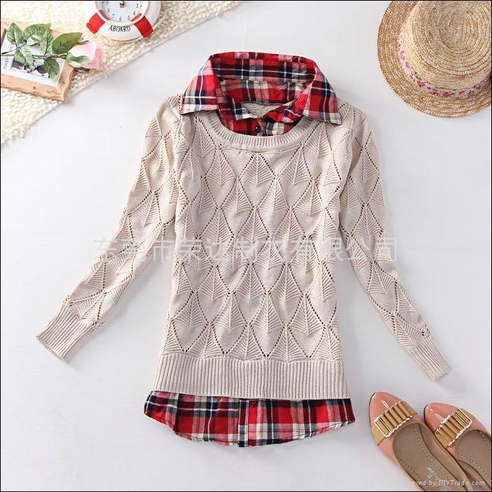瑞丽针织羊毛衫 5
