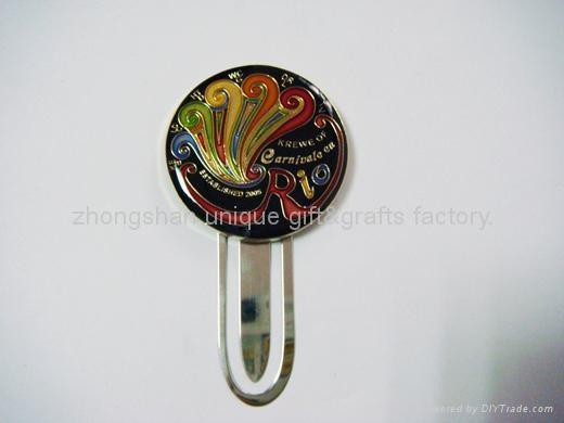 metal bookmark  3