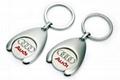 car brand keychain