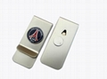 money clips with customized logo