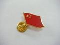 soft enamel flag lapel pin 5
