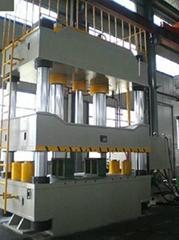 YL32 series four-column hydraulic press