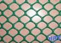 plasstic flat wire mesh