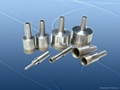 Sintered diamond drill bit