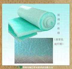 玻璃纤维过滤棉