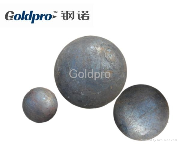 low wear value grinding forged steel balls 2 1/2 inch ~4 inchs 1