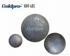 low wear value grinding forged steel balls 2 1/2 inch ~4 inchs