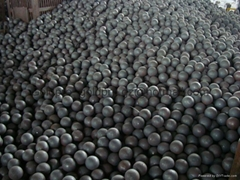 low wear value steel grinding balls