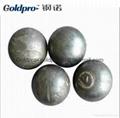 low wear value steel grinding balls 3