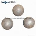 low wear value steel grinding balls 4