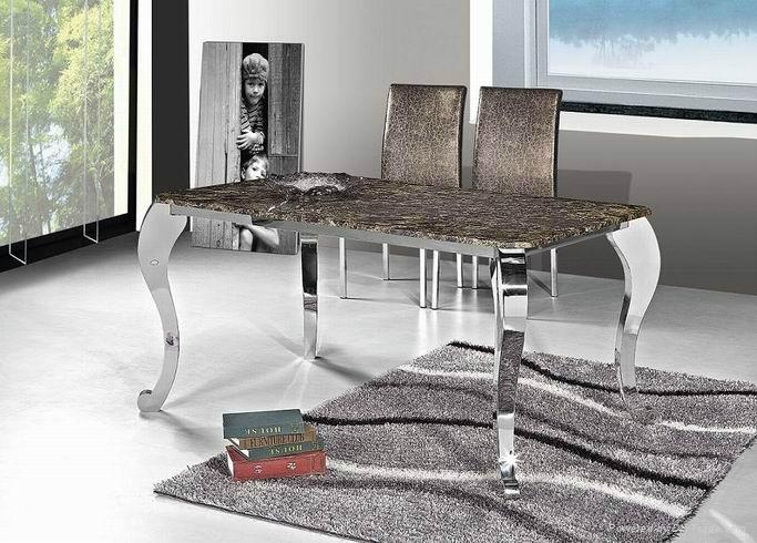 Marble dining table  4