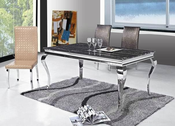 Marble dining table  5