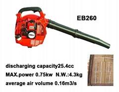 2-stroke blower