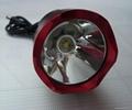 正品进口T6灯珠铝合金外壳强光头灯 1