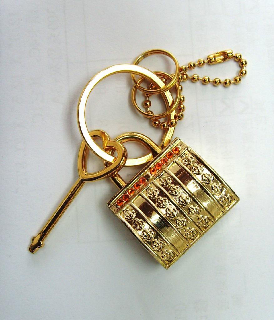 合金钥匙扣 3