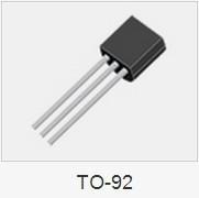 三极管BC557