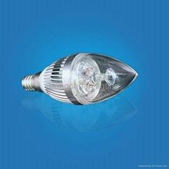led蠟燭燈泡光源