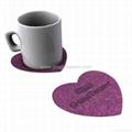 Valentine Gift- Felt Hearts 5