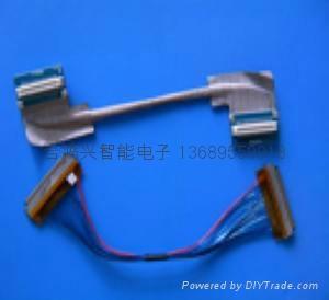 液晶屏LVDS線   4