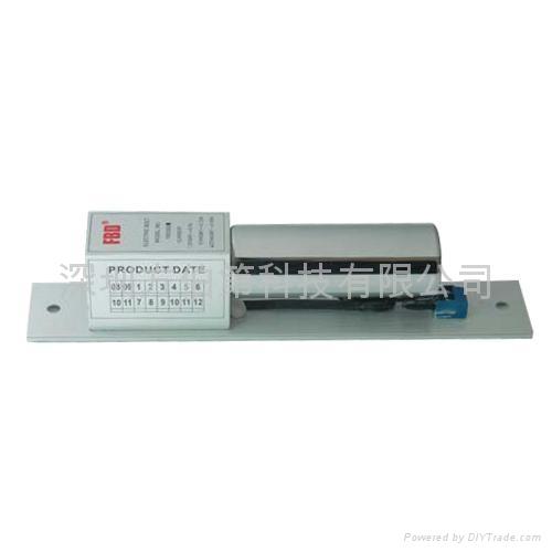 常溫型標準兩芯電插鎖 1