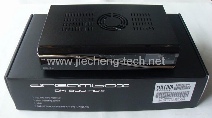 dreambox 800 hd se