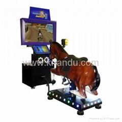 2013 China horse game machine