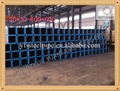 black steel pipe square pipe seamless pipe
