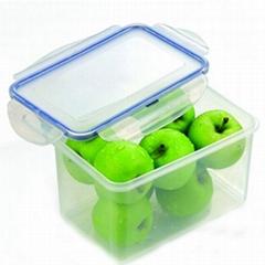 food container, lock&lock, plastic food holder,crisper,preservation box