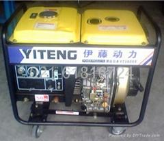 小型家用柴油發電機