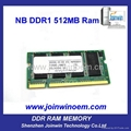 Used laptop bulk sale 512mb ddr1 ram