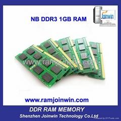 Import used computer parts 8bits so dimm 1gb memoria ram ddr3