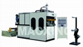 Hydraulic Pressure Thermoforming Machine (MX660-T)
