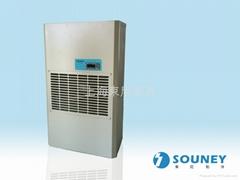 側裝緊湊型機櫃空調