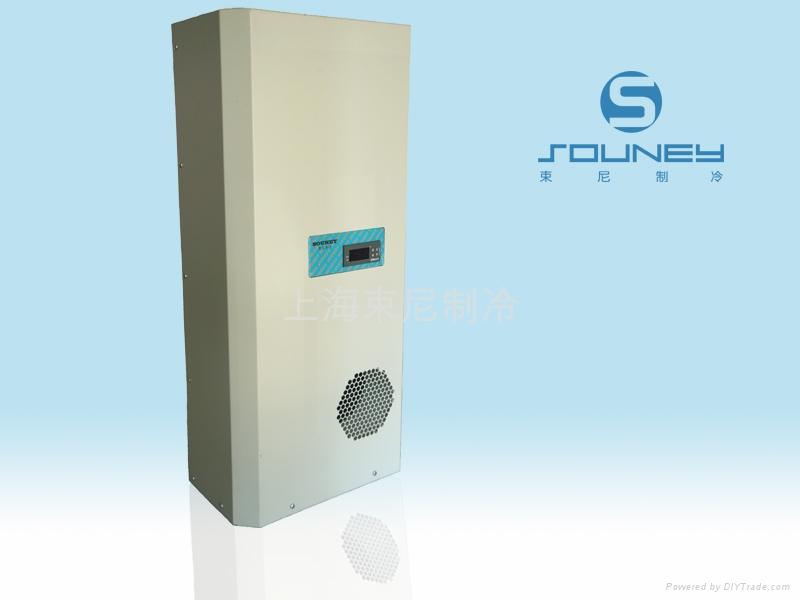 側裝緊湊型機櫃空調 3