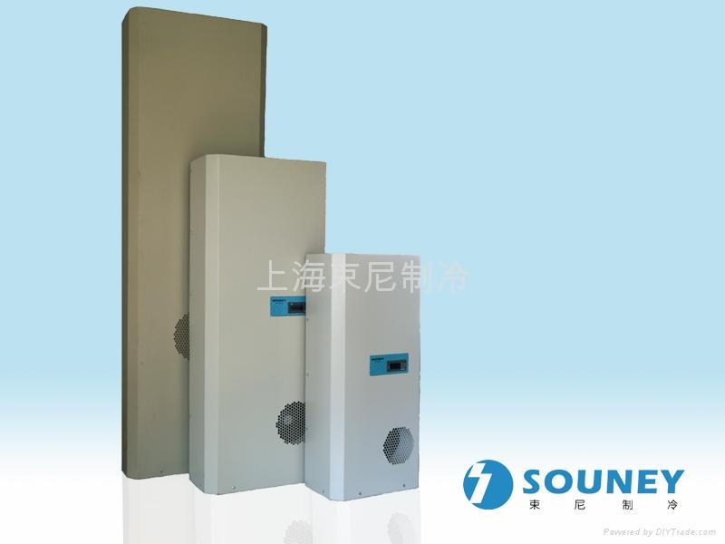 側裝緊湊型機櫃空調 4