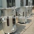 300KG ferrous melting furnace