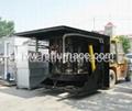 500KG steel melting furnace