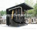 2TON Induction Melting Furnace
