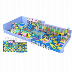 2013 New Indoor Playground Equipment For Kids