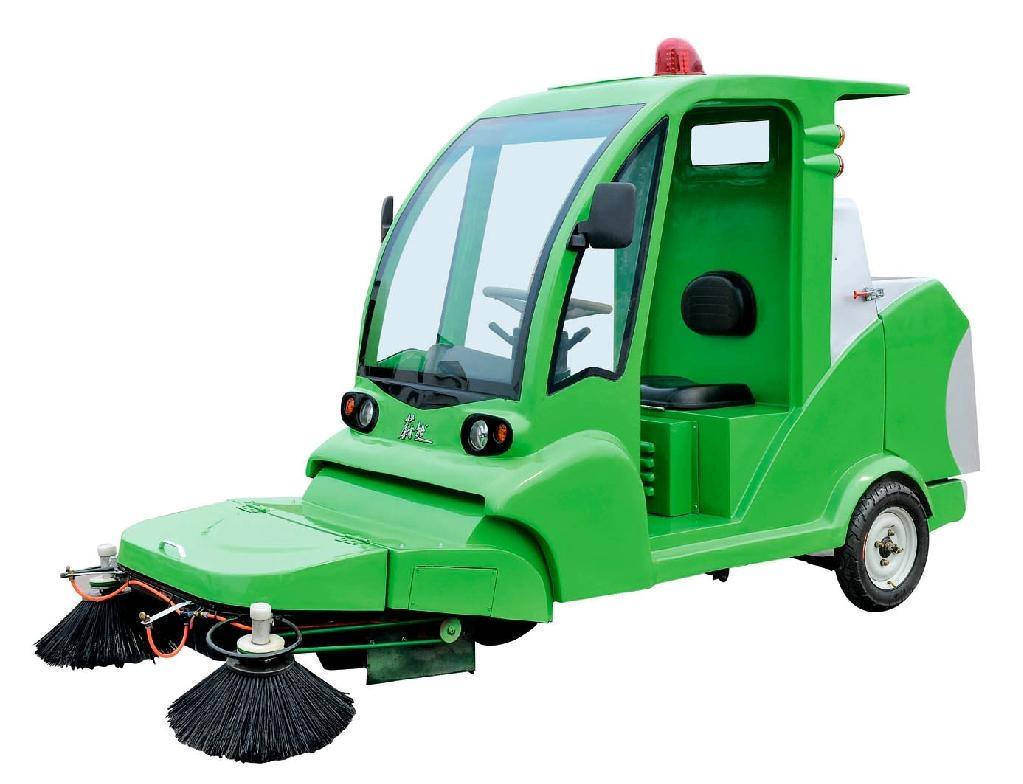 電動三輪掃地車 1