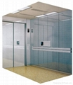 1600kg Hospital Elevator for Bed and