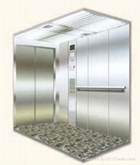 1600kg  Side Opening Bed Lift Used in